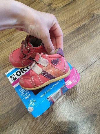 Ортопедические кожаные ботинки ortopedia 18 размер
