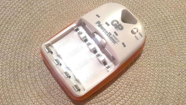 Ładowarka do akumulatorów GP PowerBank Smart 2 GPPB14