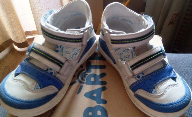 Кроссовки для мальчика, туфли, мокасины Бартек, Bartek 23 р., 13 см