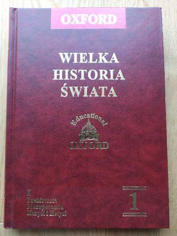 Oxford Wielka Historia Świata - Tom I