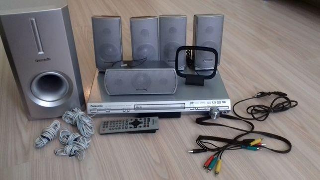 DVD-система домашнего кинотеатра Panasonic SC-HT335