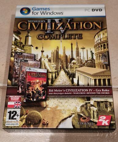 Civilization 4: Complete Edition PC