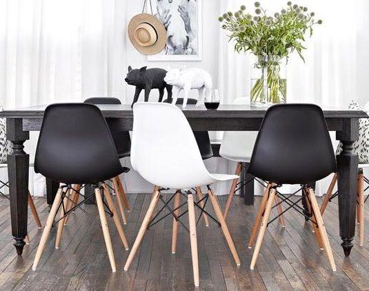 krzesło krzesła nowoczesne MILANO LUGANO