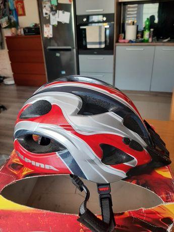 Kask rowerowy Alpina