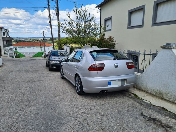 Seat leon 1m fr  150cv ARL