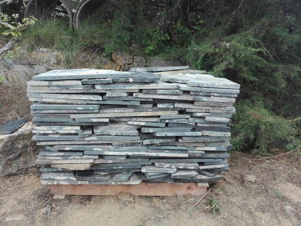 25 metros de Desperdício granito preto polido - VENDA URGENTE