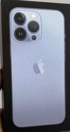 Iphone 13 pro max 256 sierra Blue