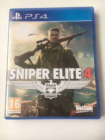 Sniper Elite 4 PL--- Playstation 4