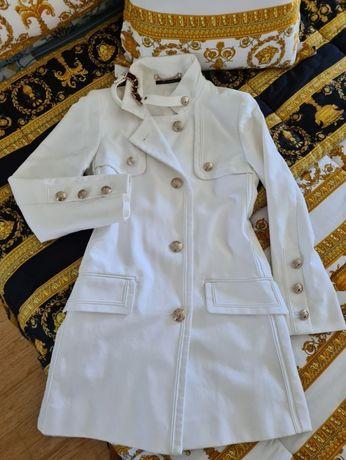 Casaco Gucci Branco de Coleção tamanho M