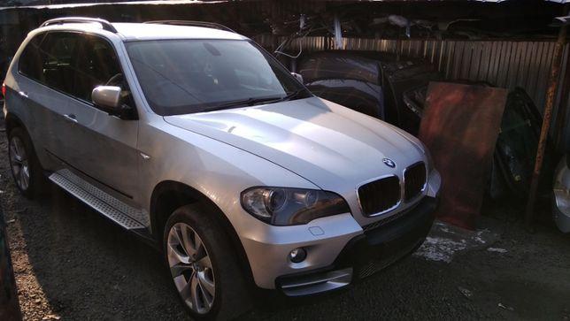 Разборка BMW X5 E53 E70 F10 Бампер Фара Капот Двигатель БМВ Х5 Е53 Е70