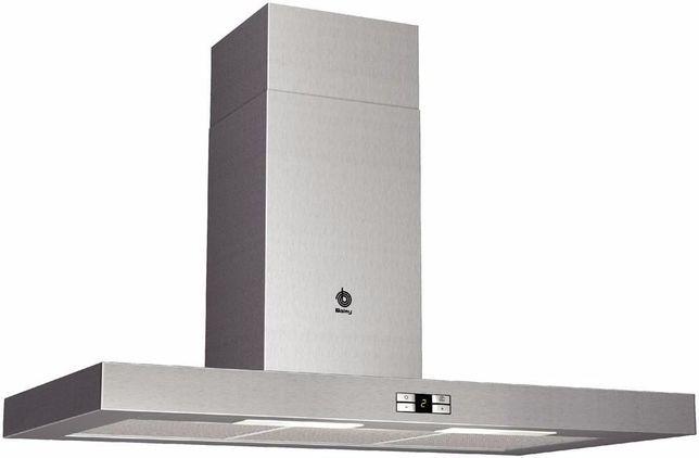 Exaustor/Campanola Balay/Bosh com mostrador electrónico 90cm