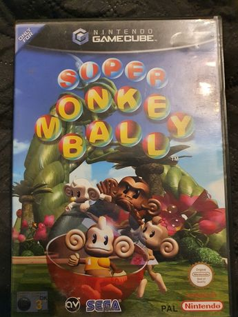 Super Monkey Ball Gamecube PAL