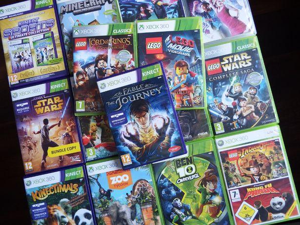 XBOX 360 FABLE KINECT czary magia wersja PL inne gry dla dzieci KINECT