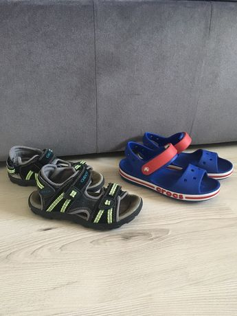 Geox Crocs ecco sandały r. 32 bardzo zadbane