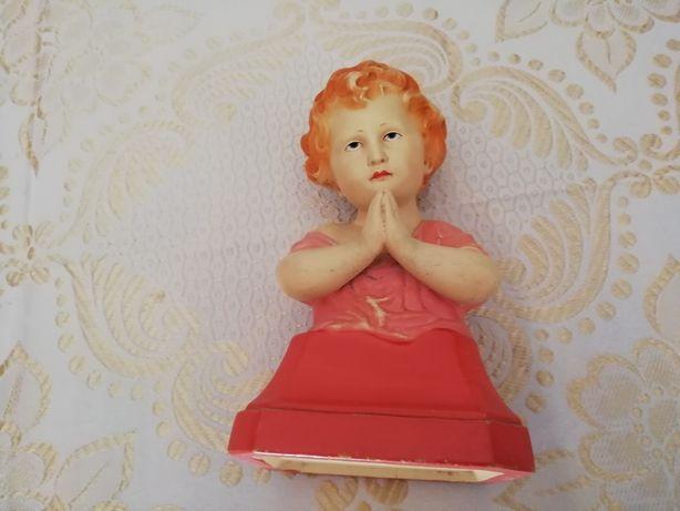 Anjo em cerâmica