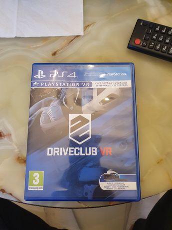 Gra PS4 Driveclub vr (nie używana)
