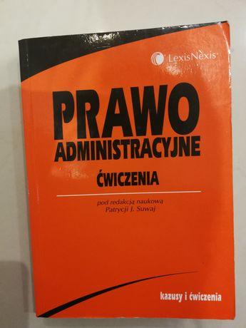 Książka Prawo administracyjne ćwiczenia J. SUWAJ