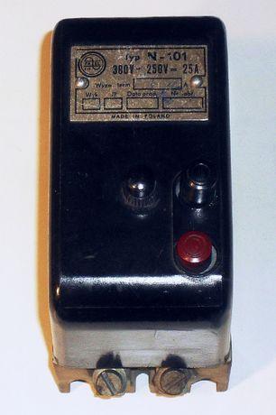 Wyłącznik automatyczny FAEL N-101 wyzwalanie term. 20 A