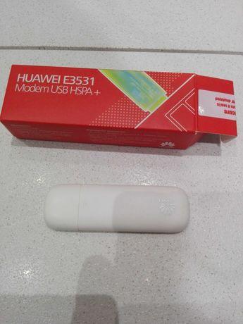 Modem internetowy bez przewodowy na karte huawei E3531