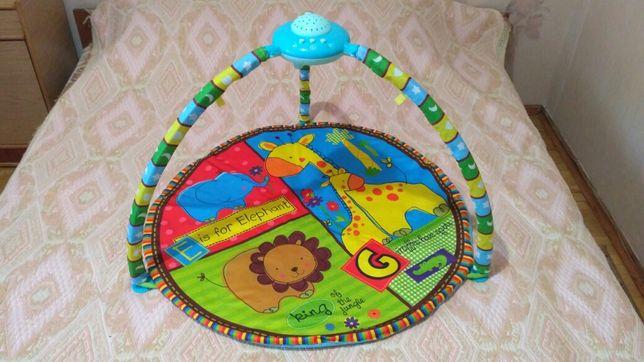 Коврик для ползания, развивающий коврик для ребёнка, малыша, килимок