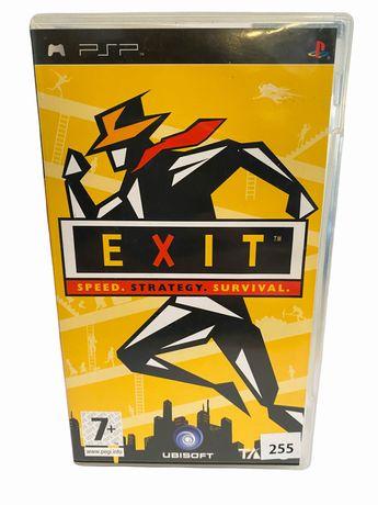 Exit Psp / 255