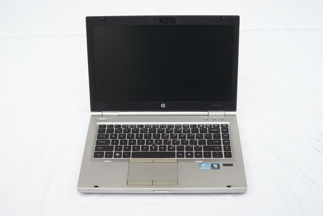 "Laptop 14,1"" biznesowy HP EliteBook 8460p i7 8 GB ram 2,7-3,4 GHz"
