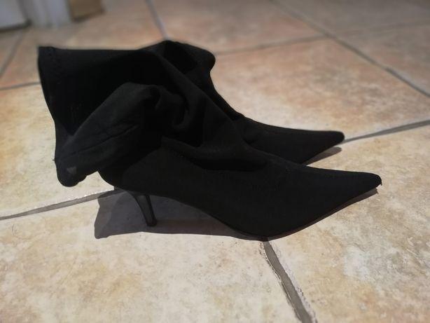 Buty czarne