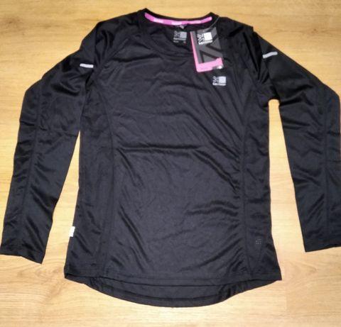 Koszulka sportowa damska longsleeve Karrimor roz 14 L (damskie)