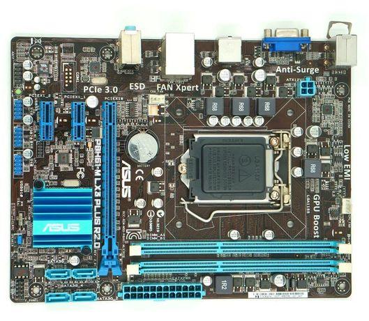 Мат. плата Asus P8H61-M LX3 PLUS R2.0 сокет 1155