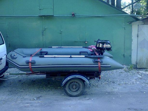 Лодка Шкипер 3.30