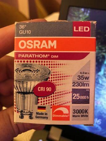 Lâmpadas em Led OSRAM Dimmable