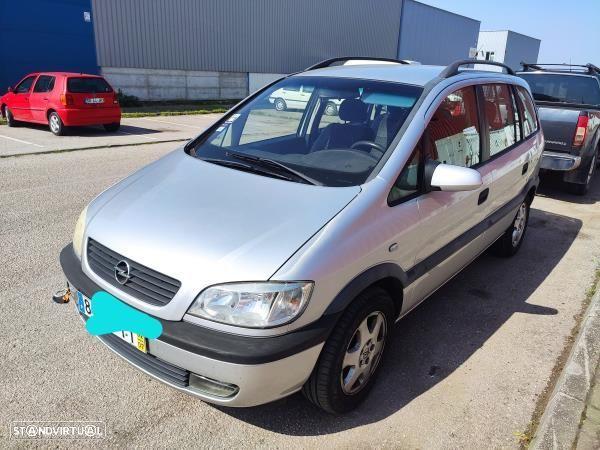 Para Peças Opel Zafira A Veículo Multiuso (T98)