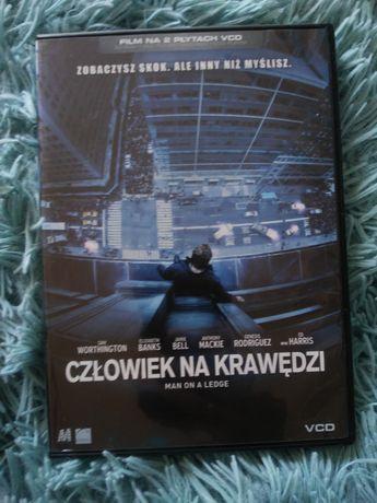 Człowiek na krawędzi film VCD