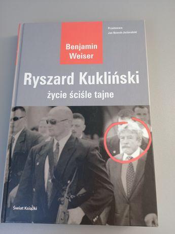 Książka Ryszard Kukliński - życie  ściśle tajne.