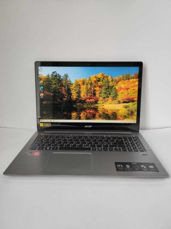 Acer Swift 3 SF315-41 AMD Ryzen 7 2700U, 8/256GB/Radeon VEGA RX 10
