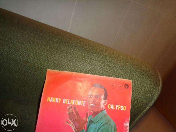 Disco Single Harry Belafonte Calypso usado