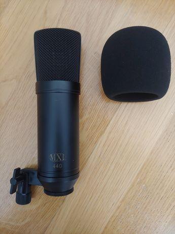 Mikrofon pojemnościowy MXL 440 xlr