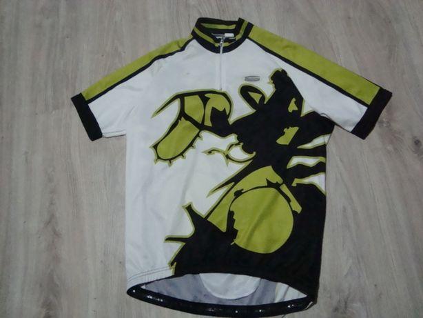 koszulka rowerowa Biemme roz M -Italia