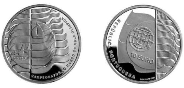 Moeda comemorativas de 1.5€, 8€ e 10€ de Portugal (várias, veja todas)