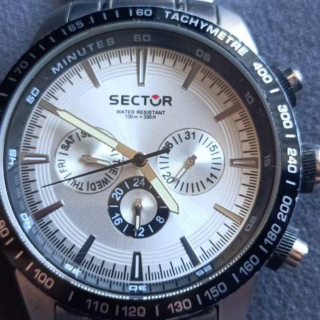 Sector oryginalny zegarek znanej firmy