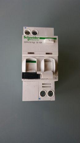Schneider Electric Wyłącznik kombinowany iDPN N Vigi B 16A