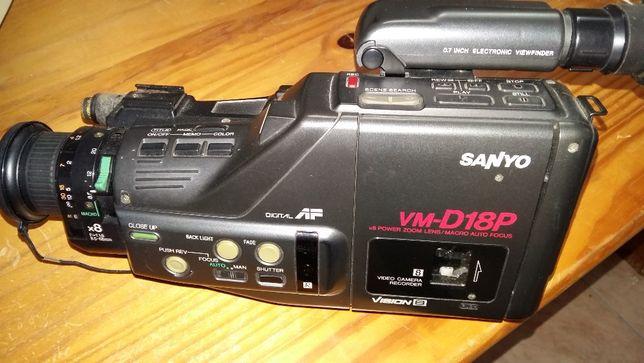 Camara de filmar Sanyo