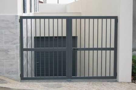 Portões / estruturas metálicas