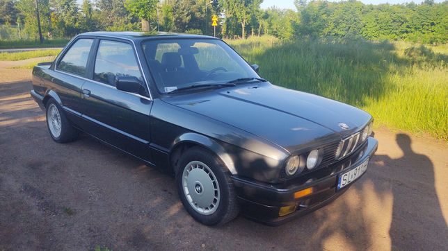 BMW E30 coupe 6cylindrow 2.0