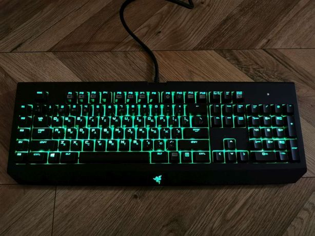Механическая клавиатура Razer BlackWidow 2014 Ultimate Chroma
