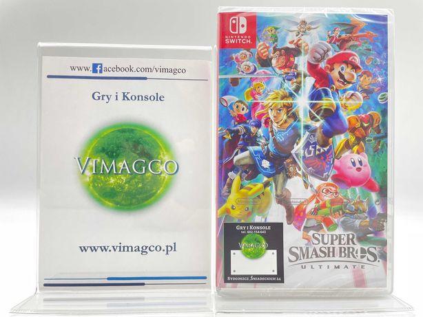 Super Smash Bros Ultimate Nintendo Switch Sklep Vimagco GiK PROMOCJA