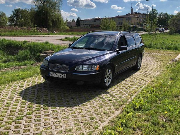 Volvo V70 II 2.4 T5 260KM z gazem 2004 rok
