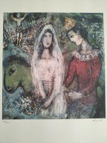Marc Chagall - Litografias