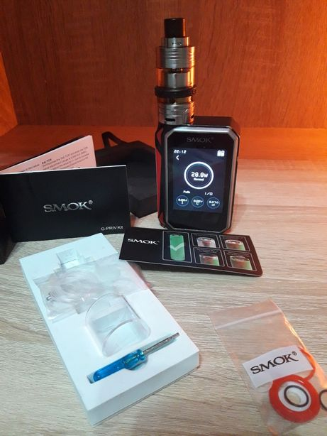 Вейп smoke G-priv.электроная сигарета
