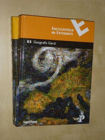Geografia Geral - vol. 3 da Enciclopédia do Estudante, ed. Santillana
